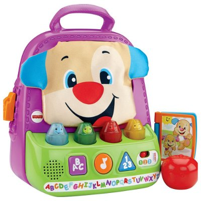 Mochila Animada do Cachorrinho - Fisher Price