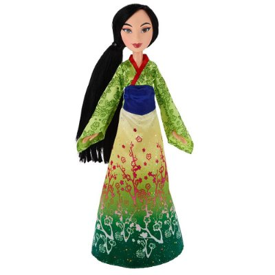 Boneca Mulan - Princesas Disney - Hasbro