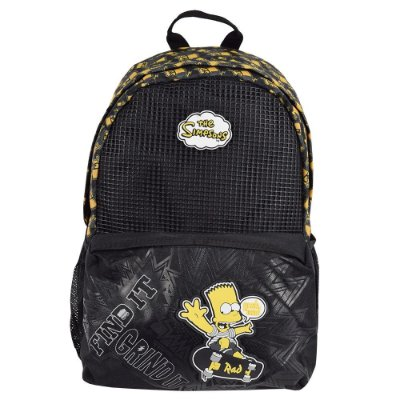 Mochila para Notebook - The Simpsons - SK8 - PCF Global