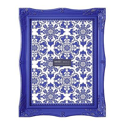 Porta Retrato Azul 20 x 25 cm - Mart