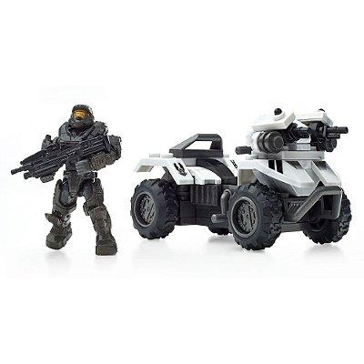 Mega Bloks Halo - Gungnoose de UNSC
