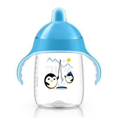 Copo Pinguim com Alças 340ml Philips Avent
