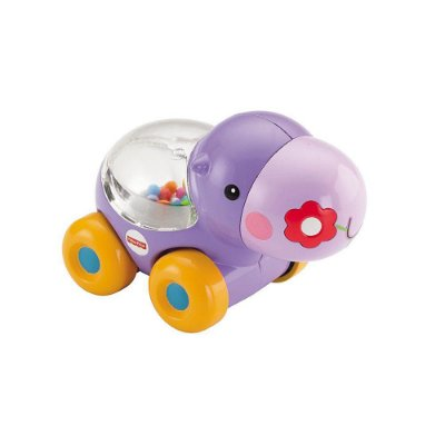 Automóvel Pelotitas Divertidas - Hipopótamo - Fisher Price