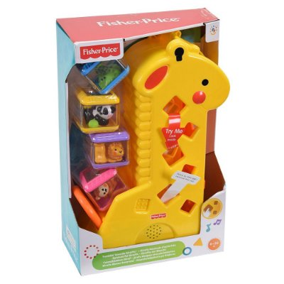 Girafa Pick-a-Blocks - Fisher-Price