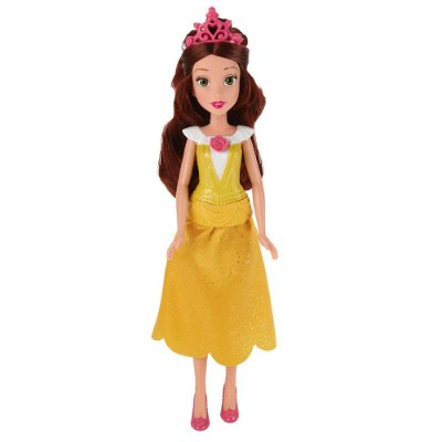 Boneca Bela - Princesas Disney Básica - Hasbro