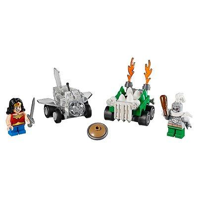 Lego Super Heroes - Poderosos Micros: Mulher-Maravilha vs Apocalypse