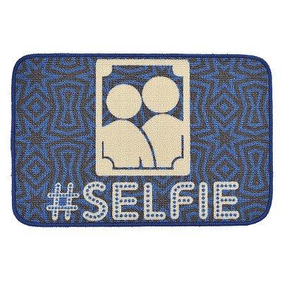 Tapete Multiuso 40 x 60 cm - Selfie - Jolitex