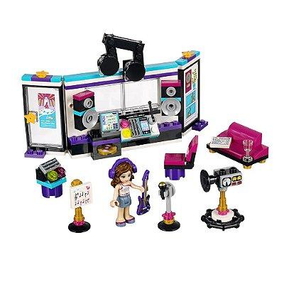 Estúdio de Gravação Pop Star - Lego Friends