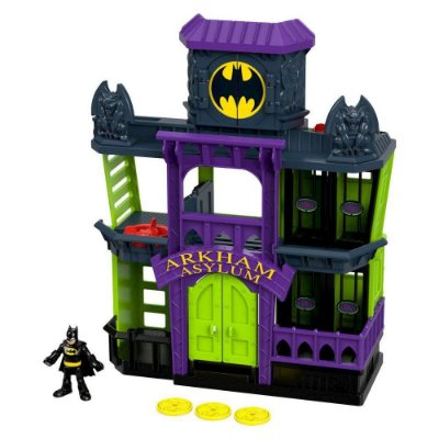 DC Super Friends - Asilo Arkham - Imaginext