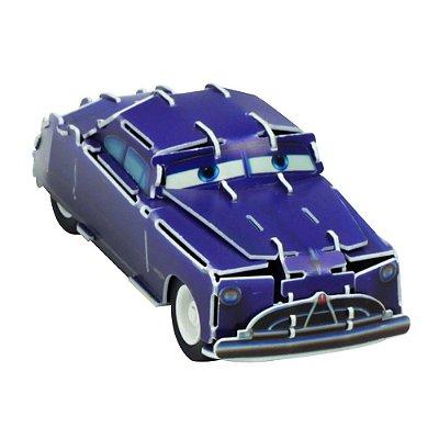 Quebra-Cabeça 3D - Carros - Doc Hudson - DTC