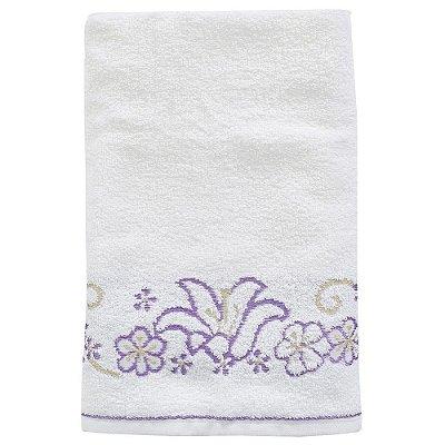 Toalha de Banho Allegra Carmele - Branco - Karsten
