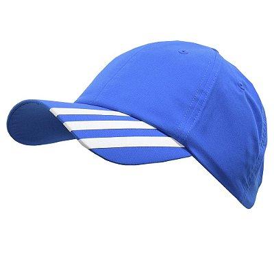 Boné Masculino Climalite Adidas Azul