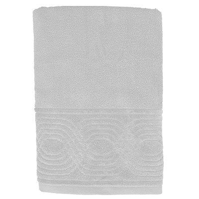 Toalha de Banho Unique Wave - Branco - Santista