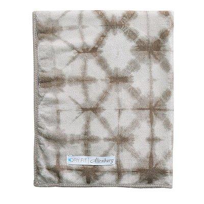 Toalha de Rosto Dry Fit Tie Dye Bege - Altenburg