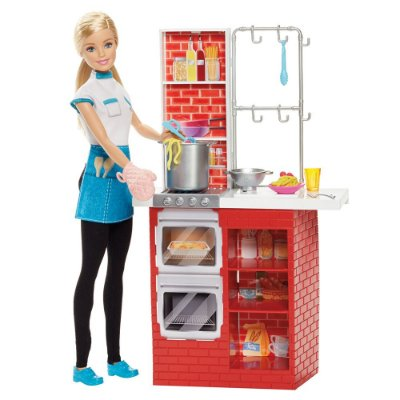 Barbie Chef de Massas - Mattel