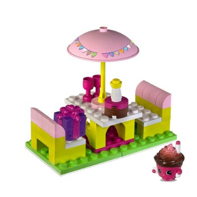 Shopkins Kinstructions Party Fun - DTC