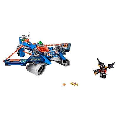 Lego Nexo Knights - Ataque Aéreo V2 de Aaron - Lego