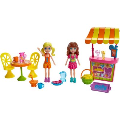 Polly Pocket - Limonada Divertida - Mattel