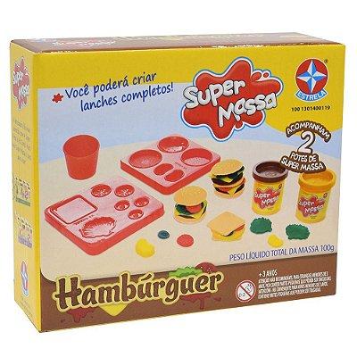 Super Massa Hamburguer - Estrela