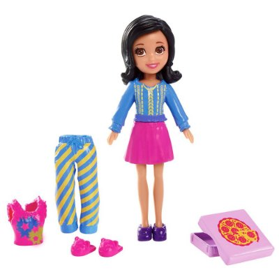 Polly Pocket Casa Divertida - Crissy - Mattel