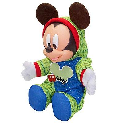 Boneco Mickey Kids - Multibrink
