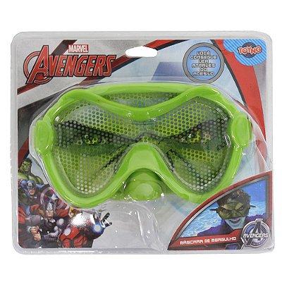 Máscara de Mergulho Avengers Hulk - Toyng