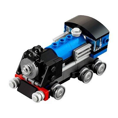 Lego Creator - Expresso Azul