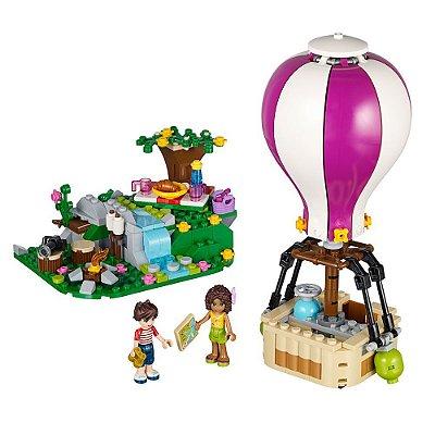 Balão de Ar Quente de Heartlake - Lego Friends