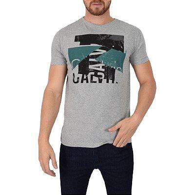 Camiseta Recortes - Calvin Klein