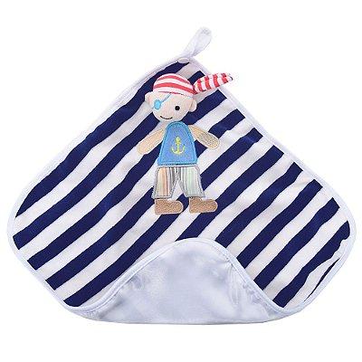 Toalha de Boca Pirata - Zip Toys