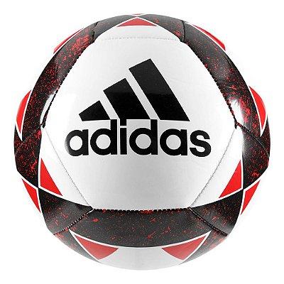 Bola Adidas Starlancer - Branco e Vermelho