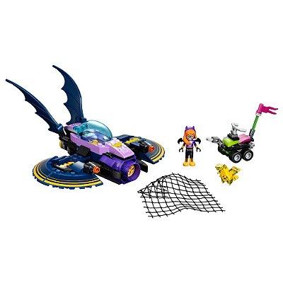 Lego Super Hero Girls -  Perseguição em Batjet da Batgirl