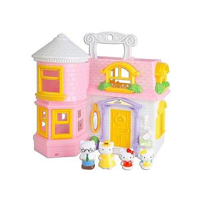 Castelo dos Sonhos Hello Kitty - Braskit