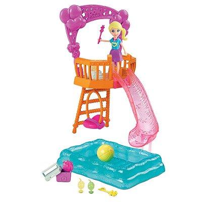 Polly Pocket - Festa no Jardim  - Mattel