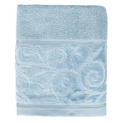 Toalha de Rosto Unique Anette - Azul Claro - Santista