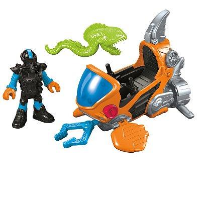 Imaginext Oceano - Mini Submarino - Fisher-Price