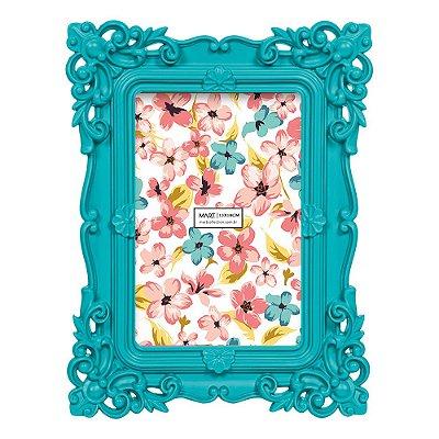Porta Retrato Azul 13 x 18 cm - Mart
