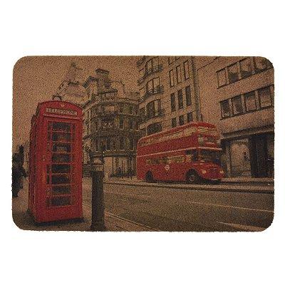 Capacho Vintage - 40 x 60 cm - Londres - Camesa