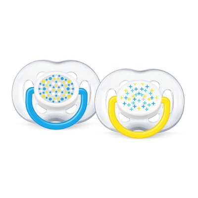 Kit Chupetas Freeflow Philips Avent - Fase 2