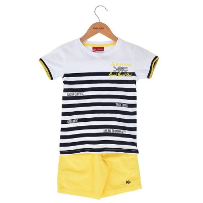 Conjunto Infantil Royal Club - Kimalukoo