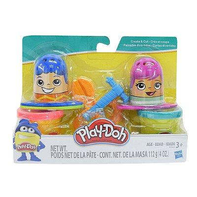 Play-Doh Cortes Divertidos - Hasbro