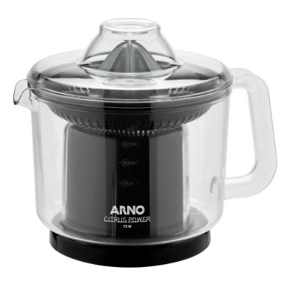 Espremedor Citrus Power Preto 1,25L - Arno