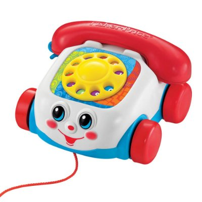 Telefone Feliz - Fisher-Price