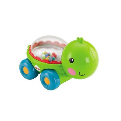 Automóvel Pelotitas Divertidas - Tartaruga - Fisher Price