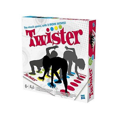 Jogo Twister - Hasbro
