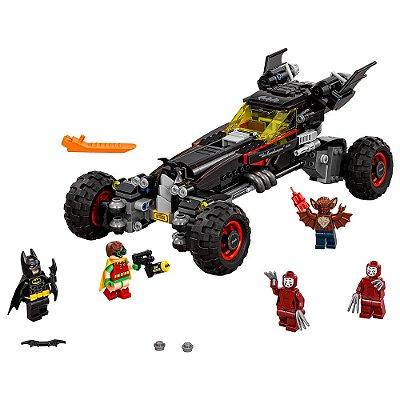 Lego Batman Movie - O Batmóvel