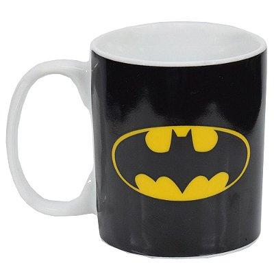 Caneca Batman DC Comics Originals 300ml - Preta