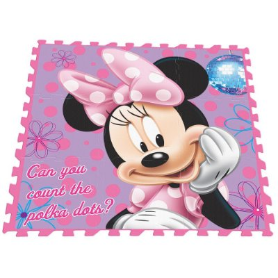 Tapete de EVA Disney - Minnie Mouse - DTC