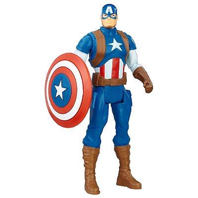 Boneco Capitão América - Avengers - 15 cm - Hasbro
