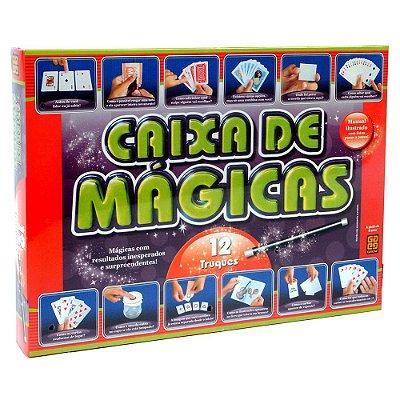 Jogo Caixa de Mágicas - Grow